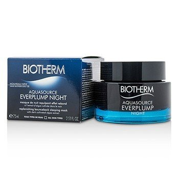Biotherm Aquasource Everplump Night Replenishing Bounceback Sleeping Mask  75ml/2.53oz