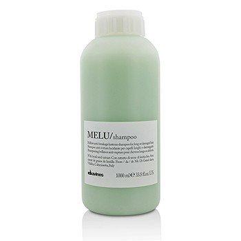 Davines Melu Shampoo Mellow Anti-Breakage Lustrous Shampoo (For Long or Damaged Hair)  1000ml/33.8oz