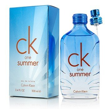 Calvin Klein CK One Summer Eau De Toilette Spray (2017 Edition)  100ml/3.4oz