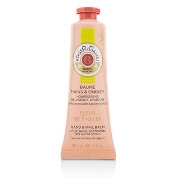 Roger & Gallet Fleur De Figuier Hand & Nail Cream  30ml/1oz
