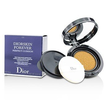 Christian Dior Diorskin Forever Perfect Cushion SPF 35 - # 030 Medium Beige  15g/0.52oz