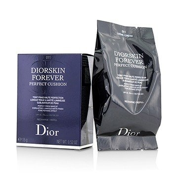 Christian Dior Diorskin Forever Perfect Cojín SPF 35 Repuesto - # 011 Cream  15g/0.52oz