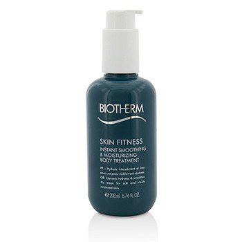 Biotherm Skin Fitness Instant Tratamiento Corporal Suavizante & Hidratante  200ml/6.76oz