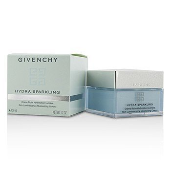 Givenchy Hydra Sparkling Rich Luminescence Moisturizing Cream - Dry Skin  50ml/1.7oz