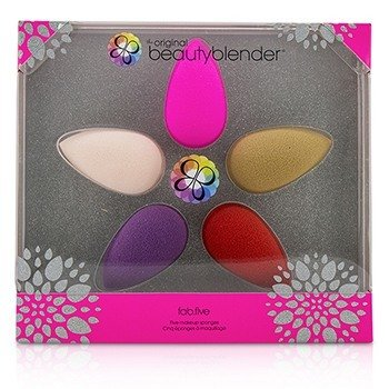BeautyBlender Fab Five (5x BeautyBlender)  5pcs