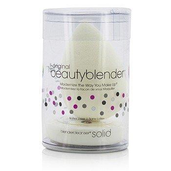 BeautyBlender BeautyBlender Con Mini Kit Limpiador de Sólidos de Mezclador - Pure (White)  2pcs
