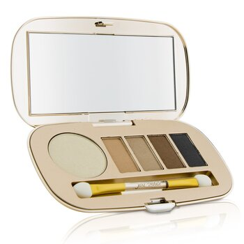 Jane Iredale Daytime Eyeshadow Kit (5x Eyeshadow, 1x Applicator)  9.6g/0.34oz
