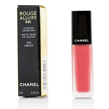 Chanel Pomadka do ust Rouge Allure Ink Matte Liquid Lip Colour - # 142 Creatif  6ml/0.2oz