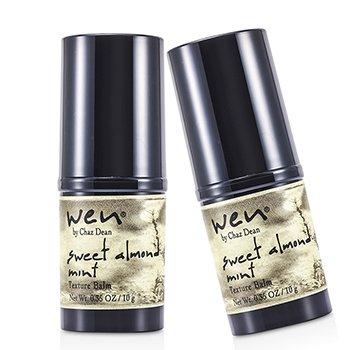 Wen Sweet Almond Mint Texture Balm Duo Pack  2x10g/0.35oz