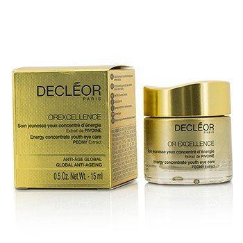 Decleor Orexcellence Energy Concentrate Youth Cuidado de Ojos  15ml/0.5oz