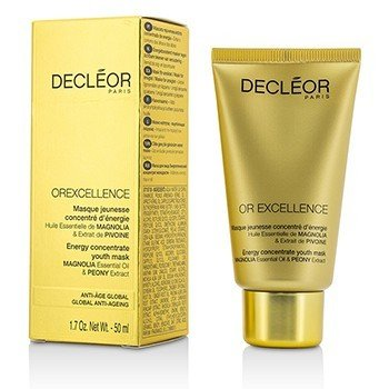 Decleor Maseczka do twarzy Orexcellence Energy Concentrate Youth Mask  50ml/1.7oz
