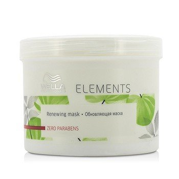 Wella Elements Renewing Mask  500ml/16.9oz