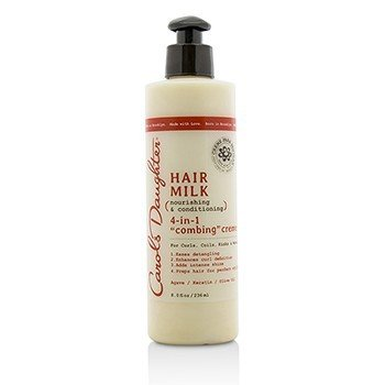 Carol's Daughter Hair Milk Nourishing & Conditioning 4-in-1 Combing Creme (For Curls, Coils, Kinks & Waves)  236ml/8oz