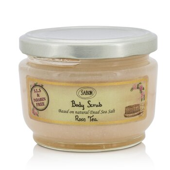 Sabon Body Scrub - Rose Tea  320g/11.3oz