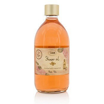 Sabon Aceite de Ducha - Rose Tea  500ml/17.59oz