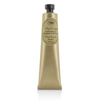 Sabon Hand Cream - Patchouli Lavender Vanilla (Tube)  50ml/1.66oz