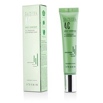 It's Skin Clinical Solution AC Spot Essence (Manufacture Date: 08/2014)  15ml/0.5oz