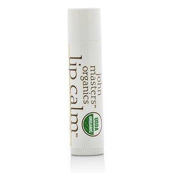 John Masters Organics Lip Calm - Vanilla  4g/0.15oz