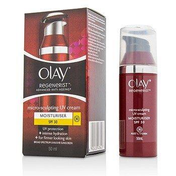 Olay Regenerist Crema UV Hidratante Micro Esculpidora SPF 30  50ml/1.7oz