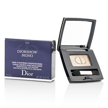 Christian Dior Diorshow Mono Professional Spectacular Effects & Long Wear Eyeshadow - # 658 Cosmopolite  2g/0.07oz