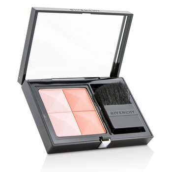 Givenchy Pudrowy róż do policzków Prisme Blush Powder Blush Duo - #03 Spice  6.5g/0.22oz