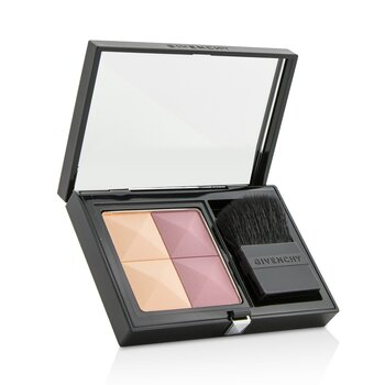 Givenchy Pudrowy róż do policzków Prisme Blush Powder Blush Duo - #06 Romantica  6.5g/0.22oz