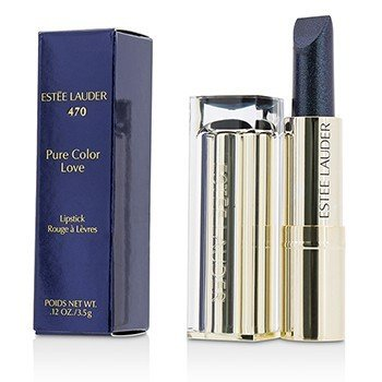 Estée Lauder Pure Color Love Lipstick - #470 Moon Rock  3.5g/0.12oz