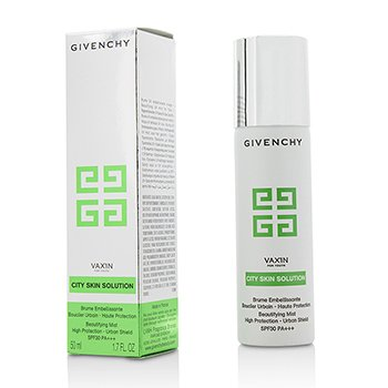 Givenchy Vax'In For Youth City Skin Solution Beautifying Mist SPF30 PA+++  50ml/1.7oz