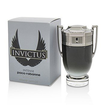 Paco Rabanne Invictus Intense Eau De Toilette Spray  100ml/3.4oz