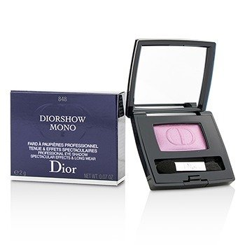 Christian Dior Diorshow Mono Professional Spectacular Effects & Long Wear Eyeshadow - # 848 Focus  2g/0.07oz
