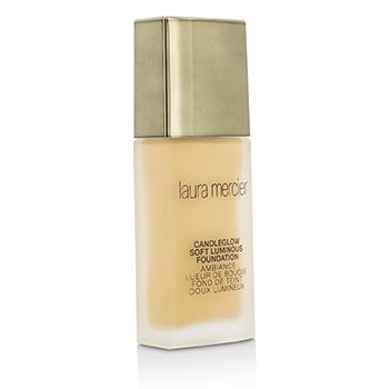 Laura Mercier Candleglow Base Luminosa Suave - # 2W2 Butterscotch (Sin Caja)  30ml/1oz