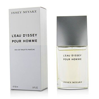 Issey Miyake L'Eau D'Issey Pour Homme Eau De Toilette Fraiche Spray  50ml/1.6oz