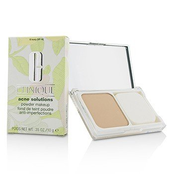 Clinique Acne Solutions Powder Makeup - # 06 Ivory (VF-N)  10g/0.35oz