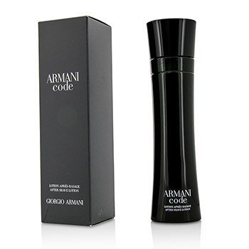 Giorgio Armani Armani Code After Shave Lotion (Box Slightly Damaged)  100ml/3.4oz
