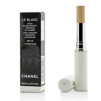Chanel Le Blanc Light Creator Whitening Concealer SPF 40 - #10 Beige Clair  2.7g/0.09oz