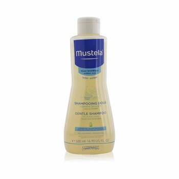 Mustela Gentle Shampoo  500ml/16.9oz
