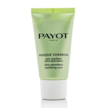 פיוט Pate Grise Masque Charbon - Ultra-Absorbent Mattifying Care  50ml/1.6oz