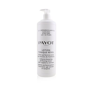 Payot Balsam do mycia twarzy Les Demaquillantes Lotion Tonique Reveil Radiance-Boosting Perfecting Lotion (duża pojemność)  1000ml/33.8oz