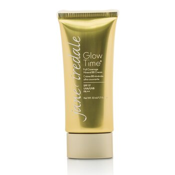 Jane Iredale Glow Time Full Coverage Mineral BB Cream SPF 17 - BB9  50ml/1.7oz
