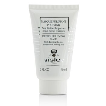 Sisley Deeply Purifying Mask With Tropical Resins (Combination And Oily Skin)  60ml/2oz
