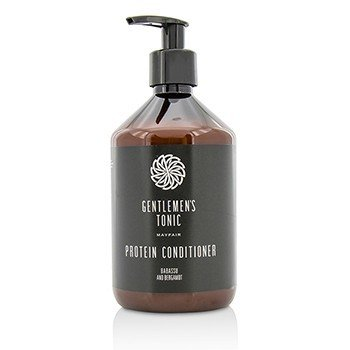 Gentlemen's Tonic Babassu and Bergamot Protein Conditioner  500ml/16.9oz