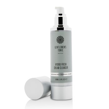 Gentlemen's Tonic Advanced Derma-Care Hydro Fresh Crema Limpiadora  100ml/3.4oz