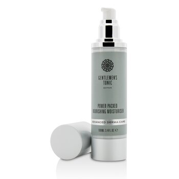 Gentlemen's Tonic Advanced Derma-Care Power Packed Nourishing Moisturiser  100ml/3.4oz