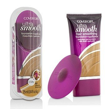 Covergirl Base Ultra Suave Dúo Pack - # 857 Golden Tan  2x25ml/0.84oz