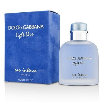 Dolce & Gabbana Woda perfumowana Light Blue Eau Intense Pour Homme Eau De Parfum Spray  100ml/3.3oz