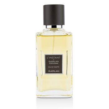 Guerlain L'Instant De Guerlain Pour Homme Eau De Toilette Spray (New Version)  50ml/1.6oz