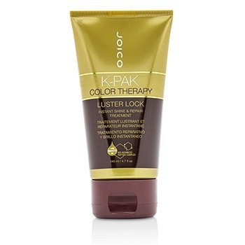 Joico K-Pak Color Therapy Luster Lock Instant Shine & Repair Treatment  140ml/4.7oz
