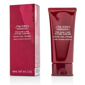 Shiseido The Hair Care Future Sublime Dense Feel Primer (Hair Lacking Density)  60g/2oz