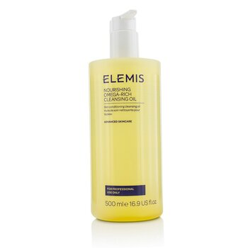Elemis Nourishing Omega-Rich Cleansing Oil - Salon Size  500ml/16.7oz