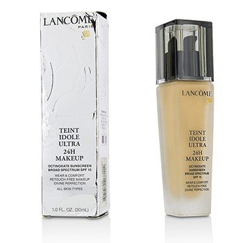 Lancome Teint Idole Ultra 24H Wear & Comfort Foundation SPF 15 - # 140 Ivoire N (US Version)  30ml/1oz